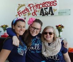 alpha sigma alpha | Tumblr  i know these girls! <3 my sisters