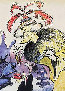 Dr Seuss Illustration, Dr Seuss Decorations, Dr Seuss Hat, Faux Taxidermy, Old Cartoons, Famous Artists, Art Inspo, Art Gallery, Wilmington Nc