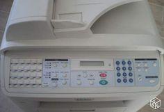 Photocopieur imprimante fax multifonction laser Fournitures de Bureau Var - leboncoin.fr
