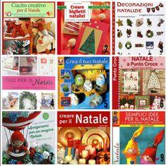 donneinpink magazine: Natale fai da te-9 libri imperdibili