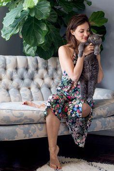 Maria Duenas Jacobs in Zara