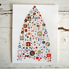 christmas cards ~ ATLITW