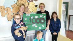 OBS De Speelwagen rent 1000 euro bij elkaar voor dierenasiel Hoorn