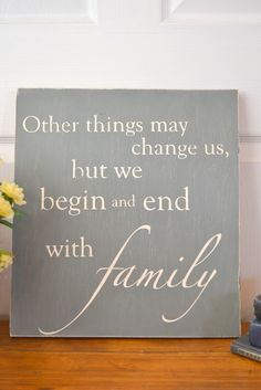 Robin, Maybe you could but your saying on something like this to hang over the stairs?