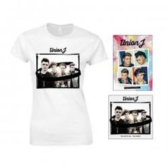 Union J - You Got It All - Signed YOLO Edition (Includes CD, T-Shirt & 2015 Calendar)