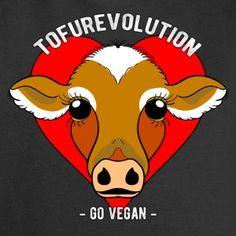 Go Vegan Bio/Fair Kapuzenpullover Frauen