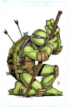 Name Michelangelo Nickname
