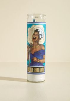 Illuminated Inspiration Candle in Billie Holiday | ModCloth