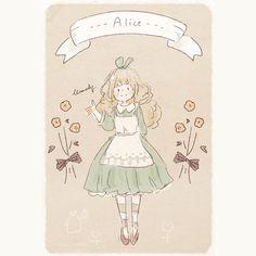 """Momochy, """"Alice"""""""