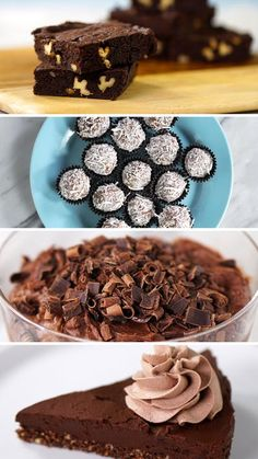 Descubra 4 doces incríveis com bem pouquinho açúcar para você se deliciar sem culpa!