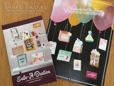 Stampin Up Occasions Catalogue & Sale-A-Bration starts today - 5 Jan 2016 See my guide & top 3 first picks on my blog
