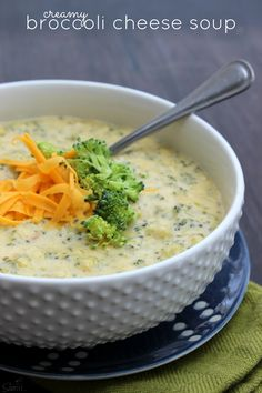 Creamy Broccoli Chee
