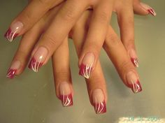 Gel nails nailart