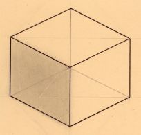 Mark Bornowski: How to draw a cube, box, ellipse, cone, sphere and cylinder