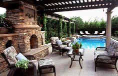 Mind Blowing Luxurious #Backyards