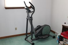 Item specifics     Condition:        New other (see details): A new, unused item with absolutely no signs of wear. The item may be missing the original packaging,   ... - #Aerobic, #AirStair, #Bike, #Cardio, #Climber, #Elliptical, #Equipment, #Exercise, #Fitness, #Gym, #Indoor, #Machine, #Step, #Stepper, #Trainer, #Workout