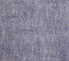 Drift Plain Fabric A plain woven fabric in a sailor blue suitable for contract and general domestic upholstery and curtains.
