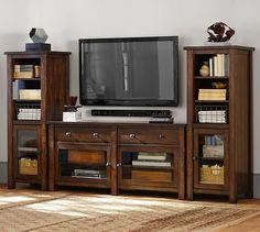"""Benchwright Media Suite with Towers 