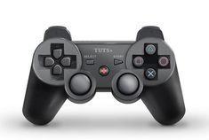 How to Draw a PlayStation-Inspired Game Controller From Scratch in Photoshop - Tuts+ Design & Illustration Tutorial Photoshop Design, Photoshop Tutorial, Conception Photoshop, Layer Style, Game Controller, Graphic Design Tutorials, Illustrator Tutorials, Trending Videos, Editing Pictures