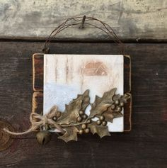 Rustic Accent Art, Hand Engraved Wood, Cabin Decor, Country, Winter Art, Primitive Ornament, Camp, Farmhouse, New Home Gift, Office