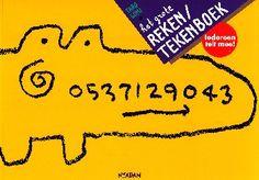 Het grote reken/tekenboek - Taro Gomi