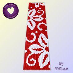 beading pattern <--very pretty cuff