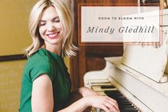Artist mindy gledhill explains the importance and the significance of designating a space to be creative and exercise your art.  Room to Bloom with the fabulous singer songwriter, Mindy Gledhill