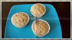 Gluten Free Banana Walnut Muffin Recipe, delicious and healthy!