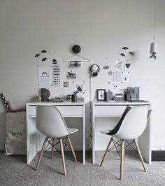Micke desks