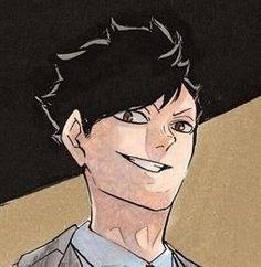 "┐(Wワ ̄)┌ on Twitter: ""THIS IS THE SAME EXACT MAN, YOU MAY CRY NOW… "" Kuroo Tetsurou, Kageyama, Manga Anime, Anime Art, Theme Anime, Twitter Layouts, Manga Covers, Photo Wall Collage, Haikyuu Anime"