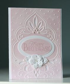 Marianne Design embossing