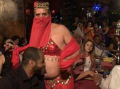 Impractical Jokers' Joe Gatto Wears a Bellydance America Costume ...