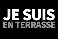 Attentats de Paris : ils ont bravé la peur et sauvé des vies Attentat Paris, Slogan, Paris 13, French Quotes, France, Belle Photo, Link, Messages, Sayings