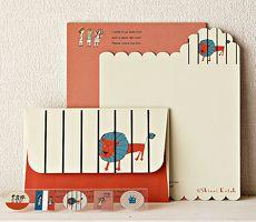 Shinzi Katoh Letter set
