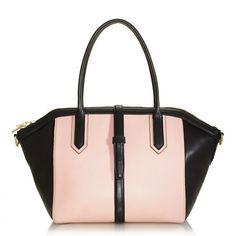 Colorblock Tartine satchel