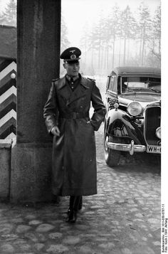 General Karl Heinrich von Stülpnagel was one of the primary members of the plot to assassinate Hitler in July 1944.As soon as the bomb exploded, the general ordered the arrest of numerous Nazi officials and begged Filed Marshal von Kluge to join the the coup. Kluge refused and dismissed Stülpnagel, who tried to commit suicide but failed.He was arrested at the hospital, dragged in front of People's Court on 30 Aug,sentenced to death and executed the same day.