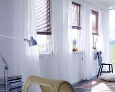 """Fotostrecke: Holzjalousie """"Lindmon"""" von Ikea - Bild 2 - [SCHÖNER WOHNEN]"""