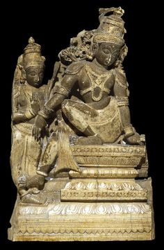 Source: British Museum Labels: 16th Century, 17th Century, Ivory, Rama, Ramayana, Sculpture