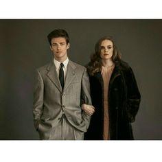Barry Allen & Caitlin Snow