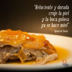 Cochinillo de #Segovia marca de calidad en Casares Roast, Pie, Desserts, Food, Crunches, Oven, Torte, Tailgate Desserts, Cake