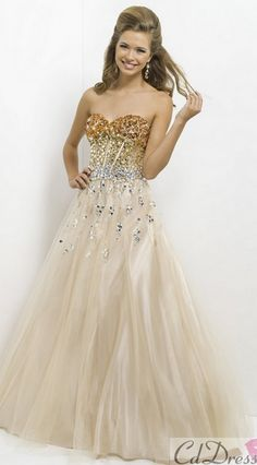 Finding the right prom dress