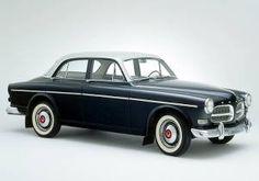 1957 Volvo 122 Volvo Amazon, Manual Transmission, 1950s, Car, Model, Automobile, Scale Model, Autos