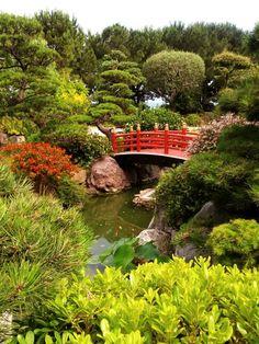 Japanese Garden @ Monte Carlo - Monaco