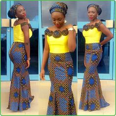 Special Use: Traditional Clothing Item Type: Africa Clothing estimate delivery time 7 days Gender: Women Material: Cotton Type: … African Fashion Designers, African Print Fashion, Africa Fashion, African Attire, African Wear, African Women, African Print Dresses, African Fashion Dresses, African Prints