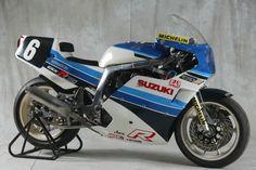 Suzuki GSXR 750 1986