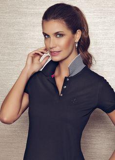 2207d6f5be57a 27 melhores imagens de Camisa Polo Feminina