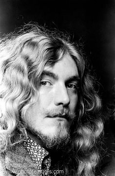 Robert Plant~~so Leo~~wow when he was young