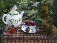 Wonderland Tea Party #wonderland #teaparty