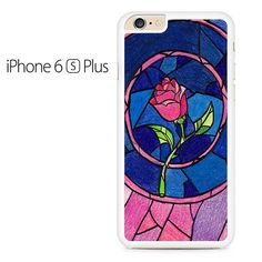 Beauty and The Beast Rose Iphone 6 Plus Case