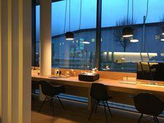 ......und jetzt noch der letzte Schliff im neuen Büro.....Feuerstelle von Antonio Lupi :-)) www.room42.ch